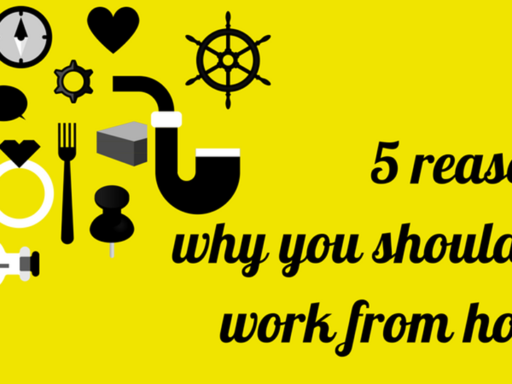 5 reasons why you shouldn't work from home