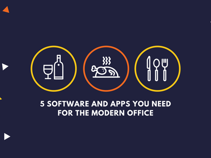 5 software and apps you need for the modern office